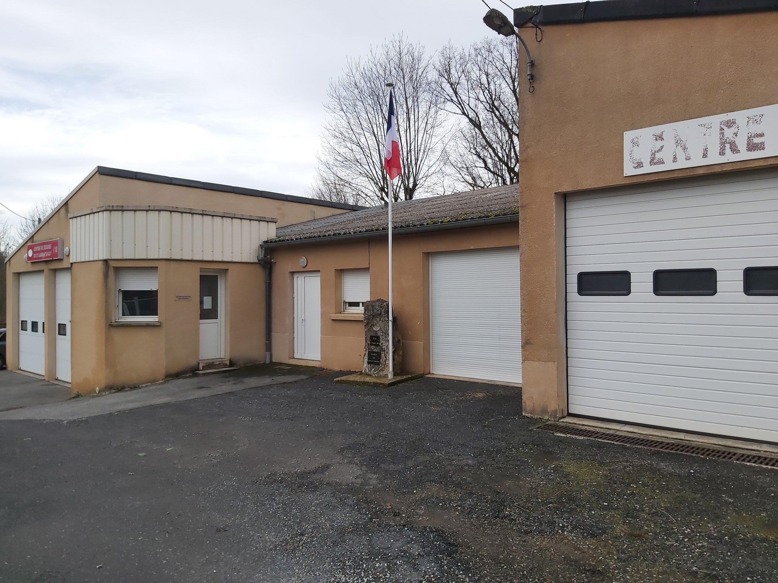 Centre Secours Pompiers