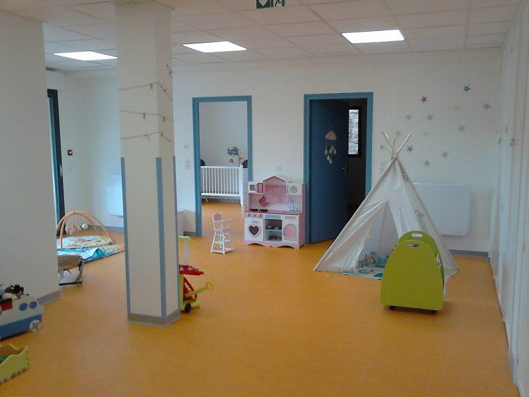 La Maison des assistantes maternelles